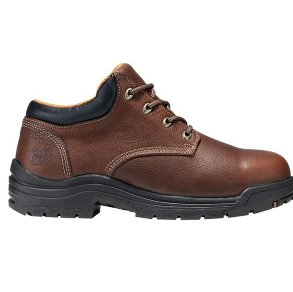 NWB Timberland Pro Titan Oxford Safety Toe shoes NWT